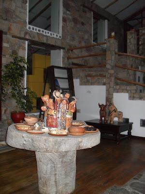Hotel Ecológico, Isla Suasi, Lago Titicaca