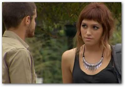 Lucas y Paloma