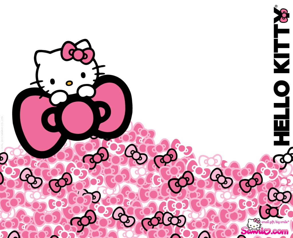 Wonderful Wallpaper Mobile Hello Kitty - Hello-Kitty-Pink-Bow-Wallpaper-1024x832  Photograph_916640.jpg
