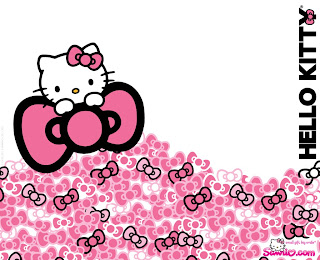 Hello Kitty wallpaper 1024x832