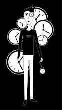 1, 2, 3.... tic tac tic tac tic tac toc Dr. Tiempo corre inexorable!