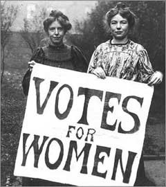 The Suffragettes: Votes for Women | Nicholas L. Garvery