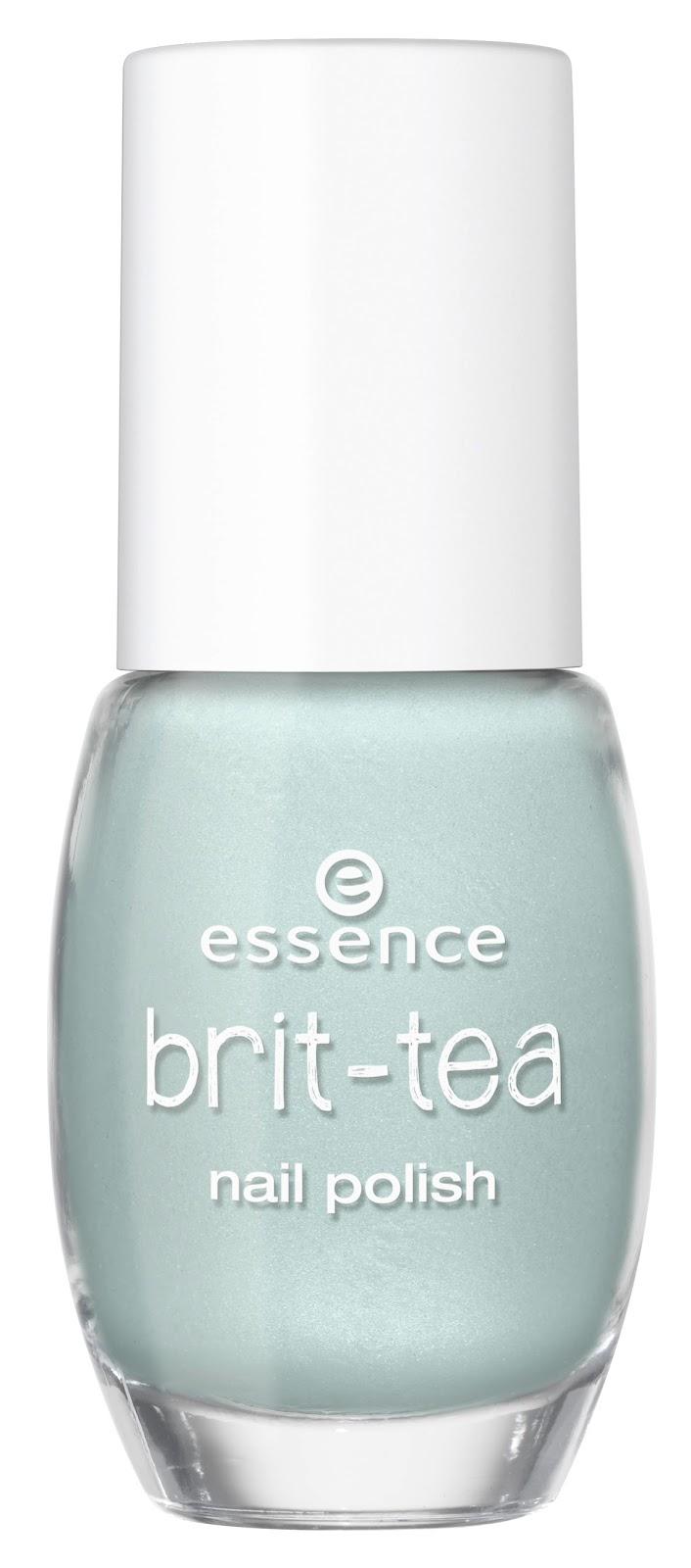essence brit tea smalti