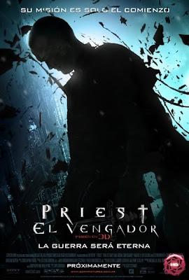 El sicario de Dios (Priest) (2011) Online