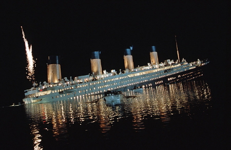 the budding relationship between jack and rose in movie titanic The association between gish and d w  made the details of their relationship public lillian gish was the  lillian gish is considered the movie.