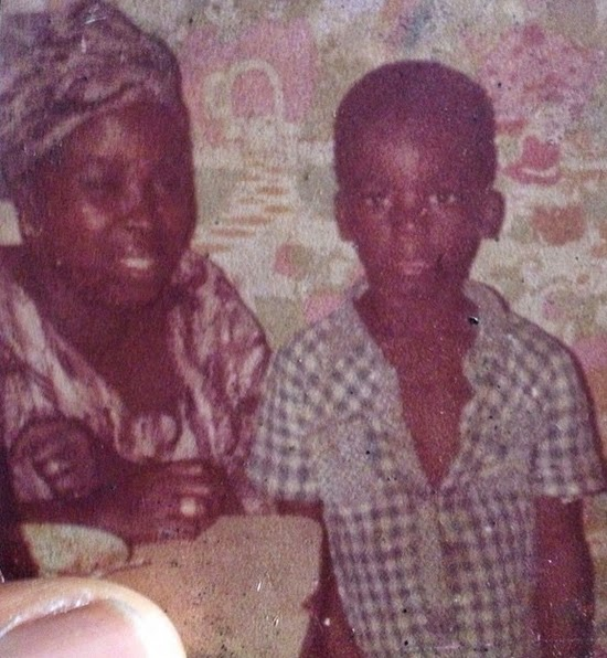 kunle afolayan mother