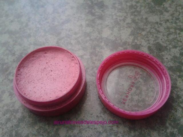 sombra rota arreglada maquillaje