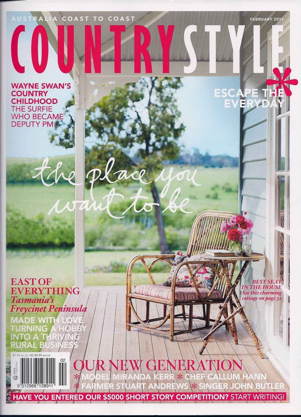 buttercup bungalow cover stories country style magazine