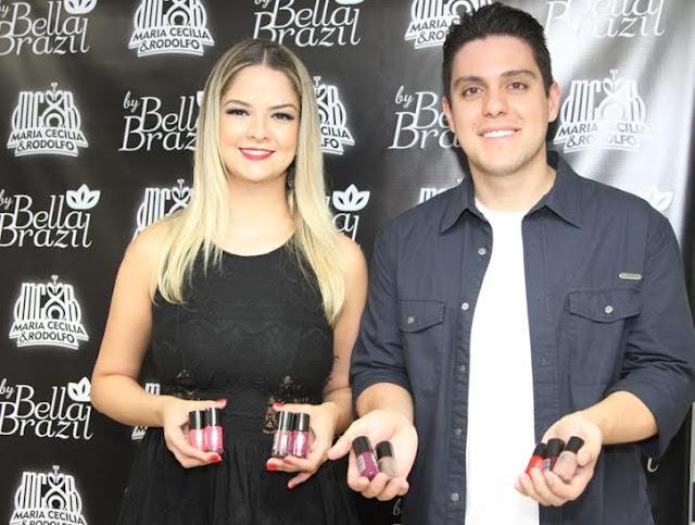 Lançamento Bella Brazil: Linha de Esmaltes Maria Cecília e Rodolfo