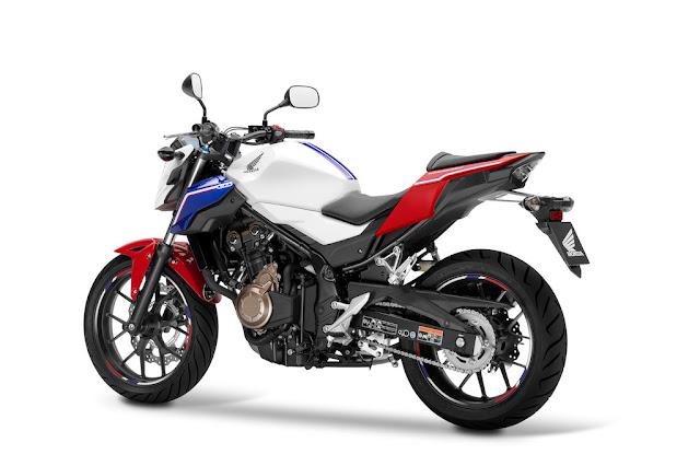 2016-Honda-CB500F-Rear
