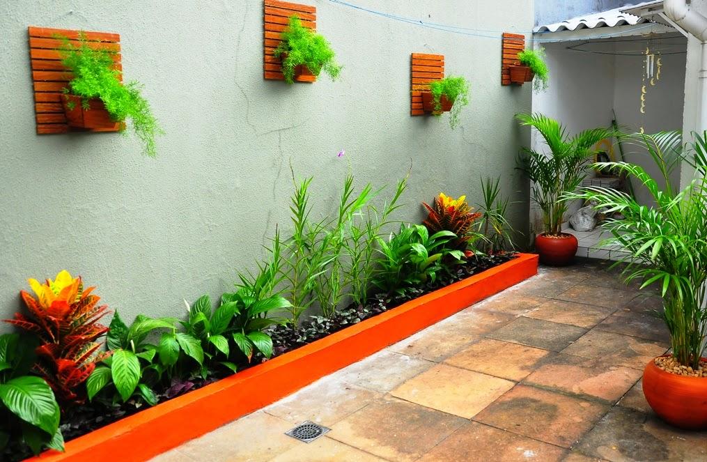Jardins residenciais fotos e modelos toda atual for Jardins pequenos e simples