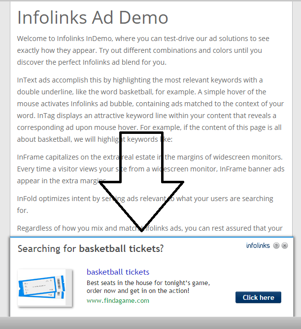 Infolinks_Ads_Demo