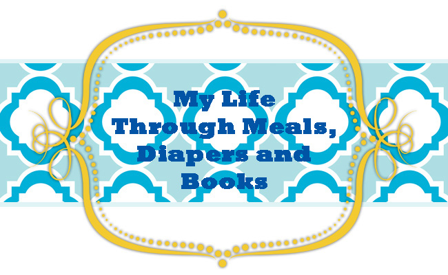 My Life Through Meals,Books, and Diapers