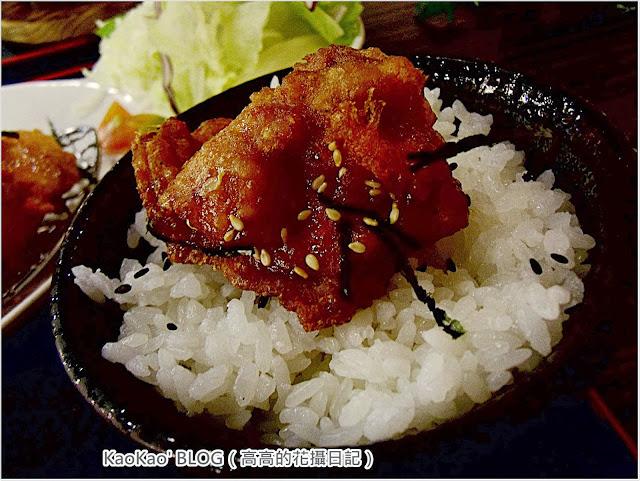 【高雄】樹太老.日本定食專賣店(左營三越店) - 高高的花攝日記