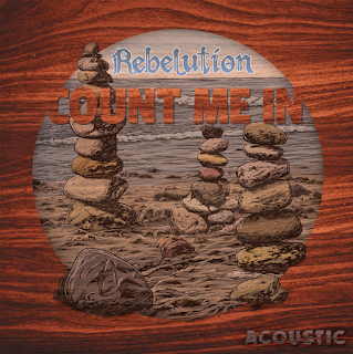 Rebelution count me in accoustic