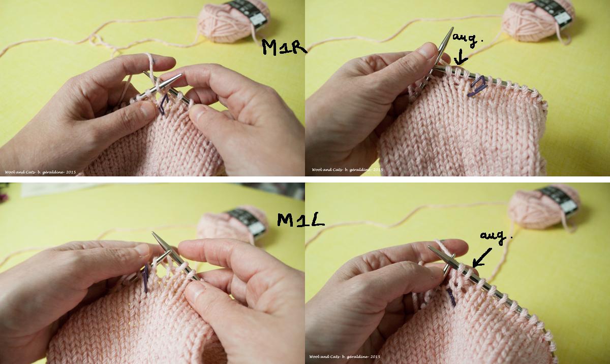 anneau marqueur tricot