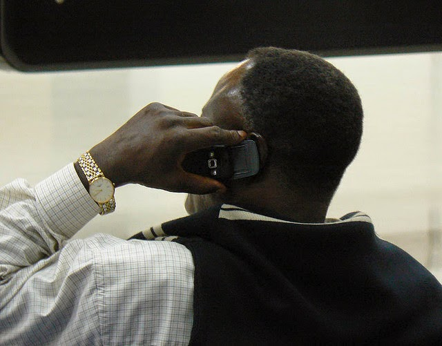 африканский банкир