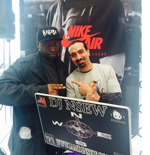 DJ Swurv + DJ Nsew