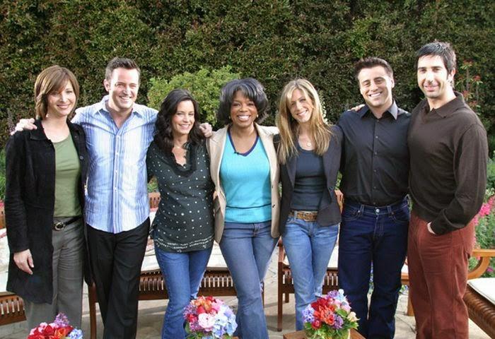 friends cast: