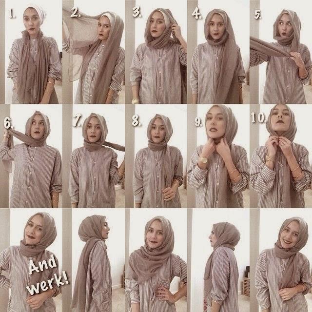 Model jilbab instan shasmira terbaru