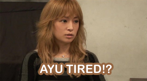 Ayu to drop 6 mini albums between now and April | WTF?