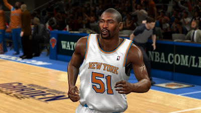 NBA 2K13 Metta World Peace Knicks Update