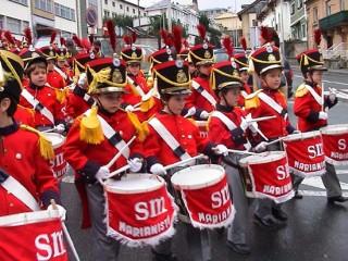 La tamborrada 2013 de san sébastien