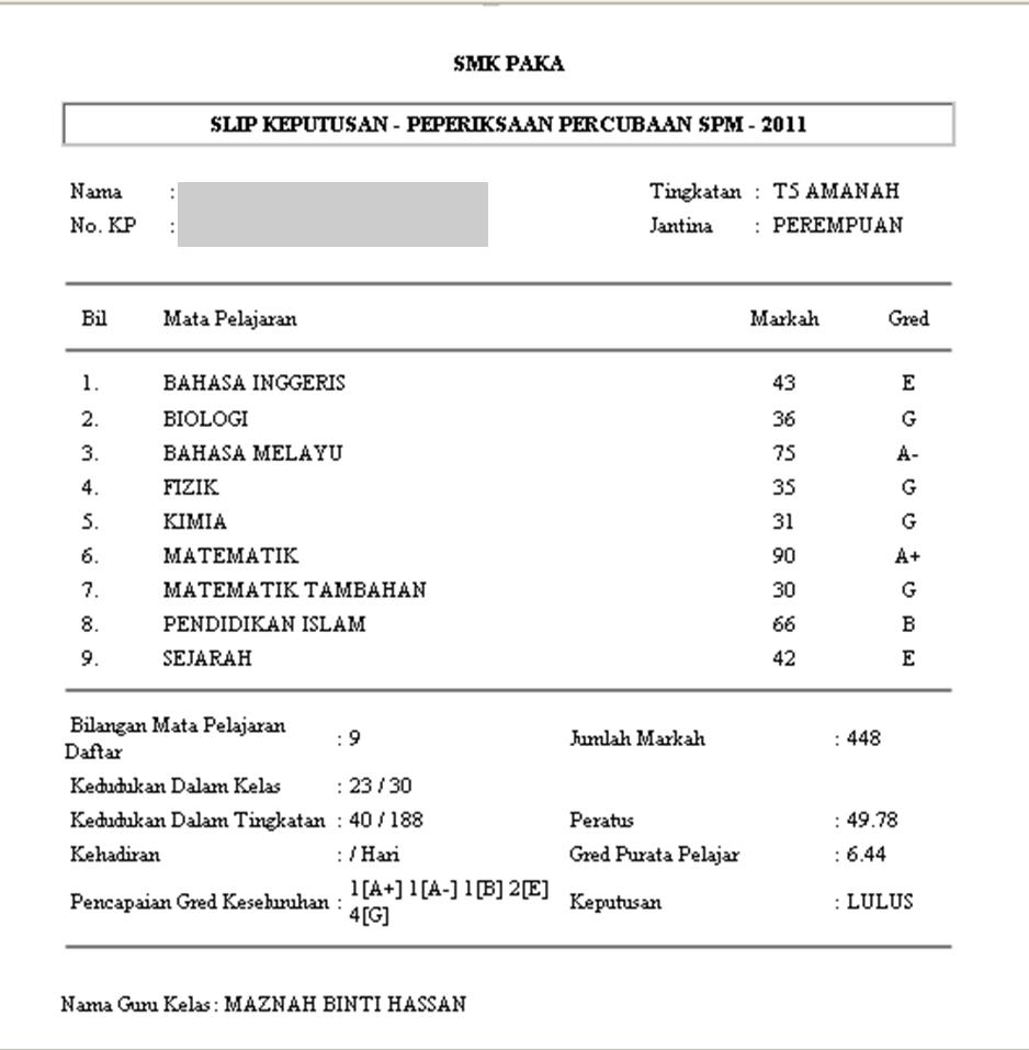 saps semakan ibu bapa 2017 sekolah rendah 2017 pdf