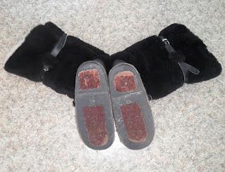 чтобы обувь не скользила