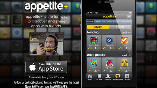 Appetite descubre todo lo que tienes en tú iPhone - www.dominioblogger.com