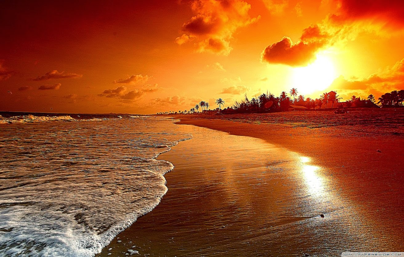 Sunrise Hd Wallpaper  ...