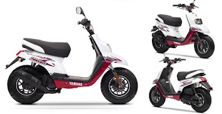 Yamaha BWS 50cc Scooters