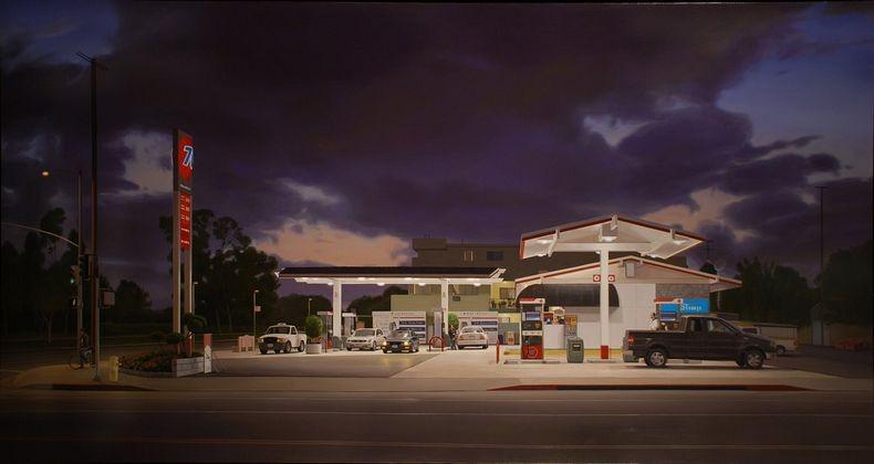 ©Marc Trujillo. Pintura