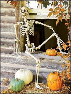 halloween decorations halloween decorating props halloween theme halloween decorating ideas halloween decor - Skeleton Halloween Decoration