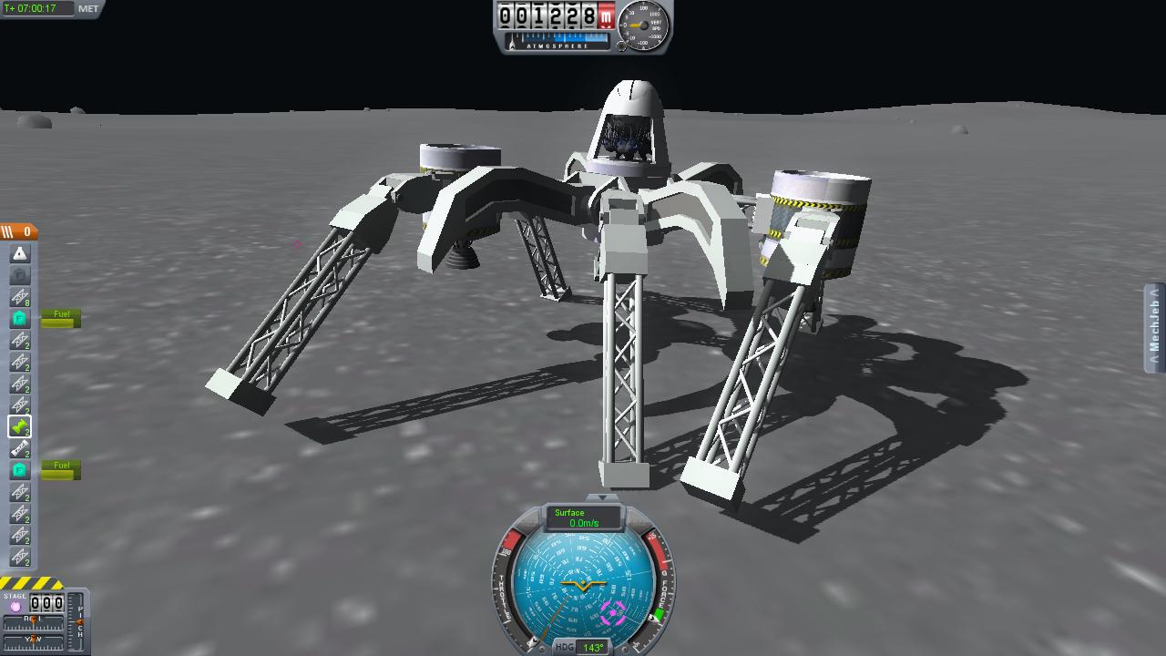 Kerbal Space Program Ship