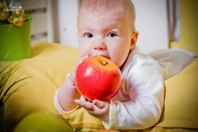Идеи длясессии ребенка до года