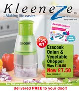 Shop Online With Kleeneze