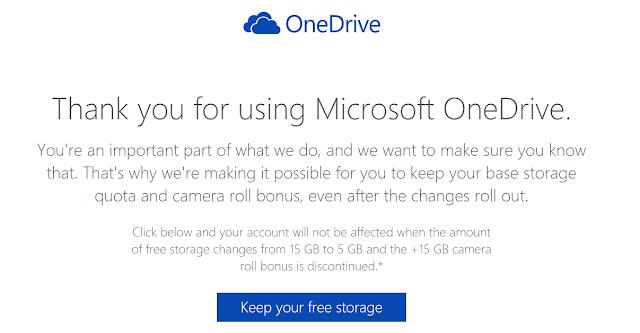 OneDrive Bonus