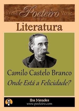 Onde Está a Felicidade?, de Camilo Castelo Branco