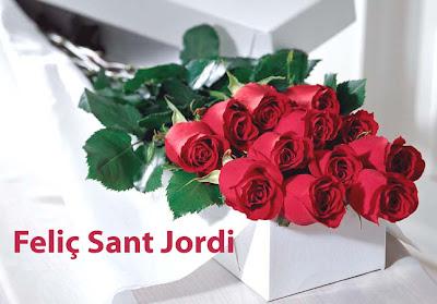 Ramo de rosas rojas Rosas para Sant jordi