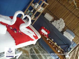 Termas Chavasqueira, Spa, Ourense, zen; ibernisha, masajes