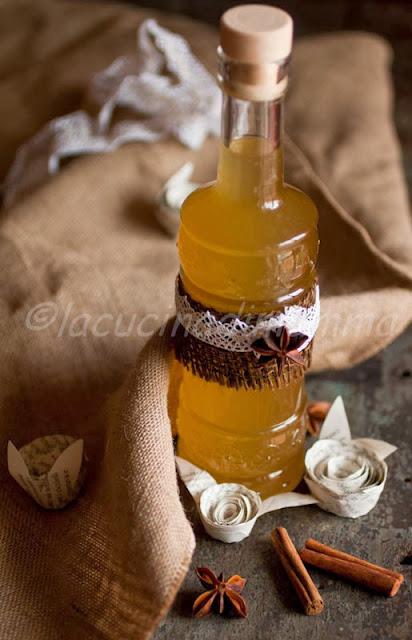 liquore all' anice stellato