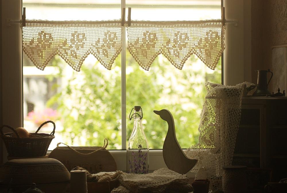 Dekoracje okienne