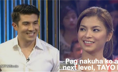 Watch Angel Locsin play Minute To Win It
