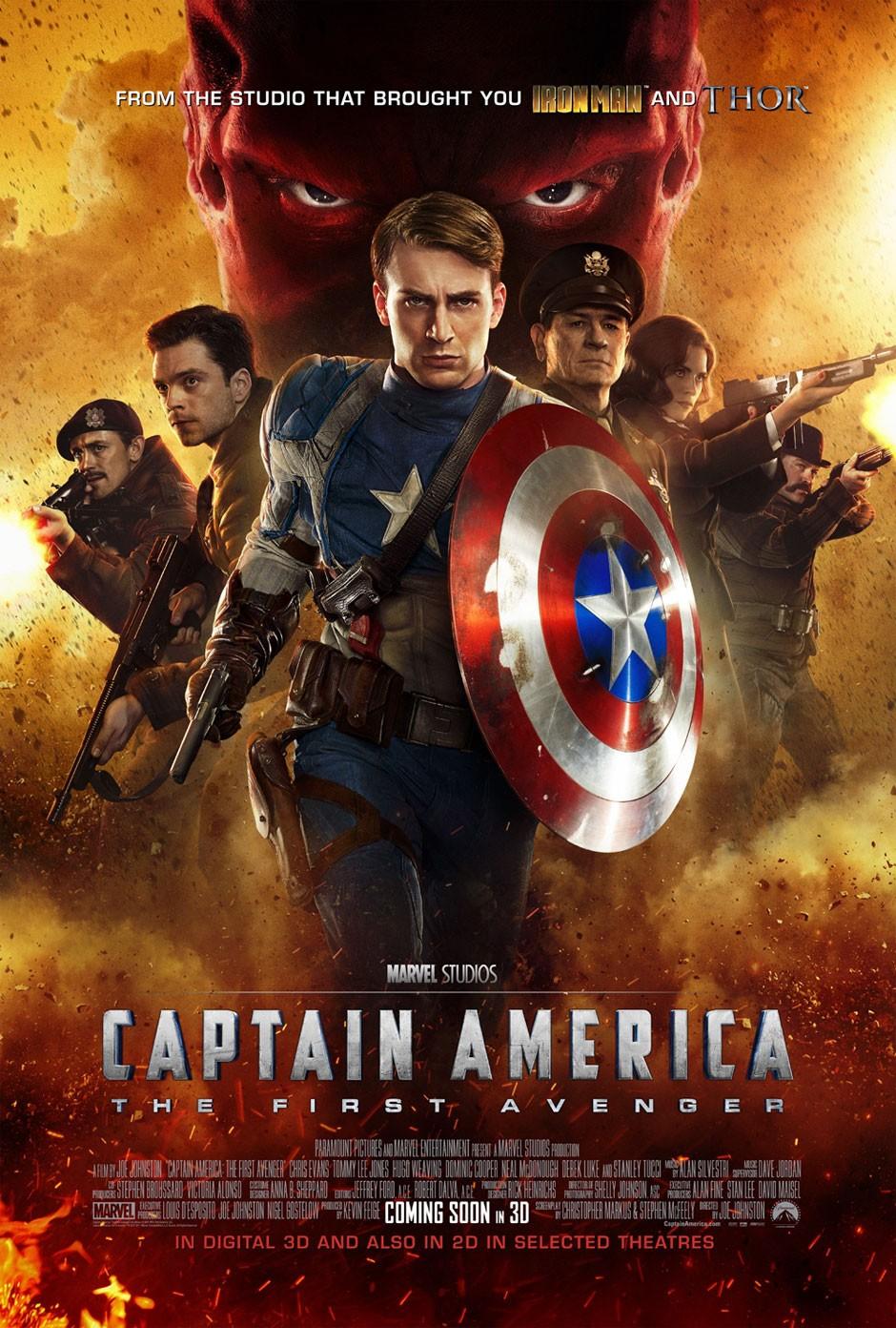 Download Captain America: The First Avenger Full Streaming