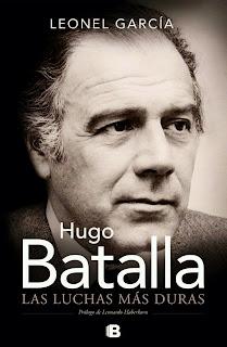 Biografía Batalla del periodista Leonel García