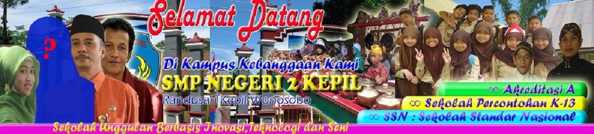 SMP Negeri 2 Kepil Wonosobo