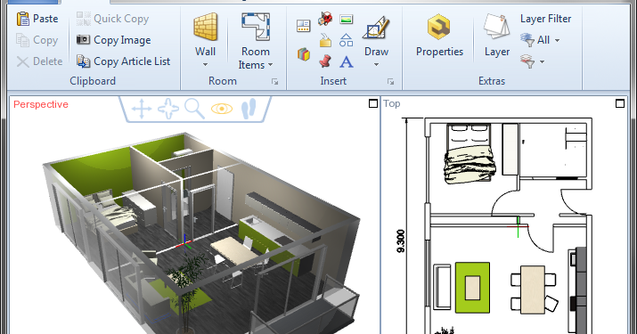 Download drivers download pcon planner 7 0 3d room for Free online room planner no download