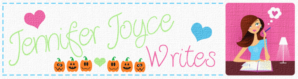 Jennifer Joyce Writes