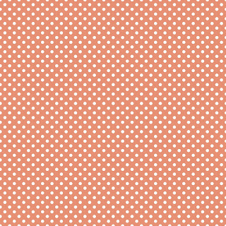 polka dot digital paper pink